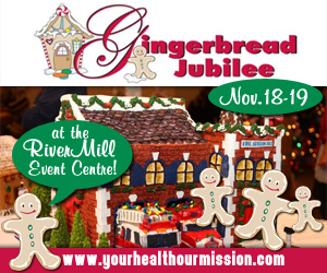 Gingerbread Jubilee ad