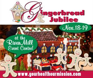 Gingerbread Jubilee ad