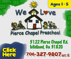 Pierce Chapel Preschool
