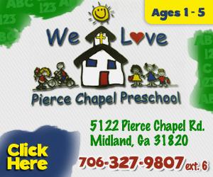 Pierce Chapel Preschool