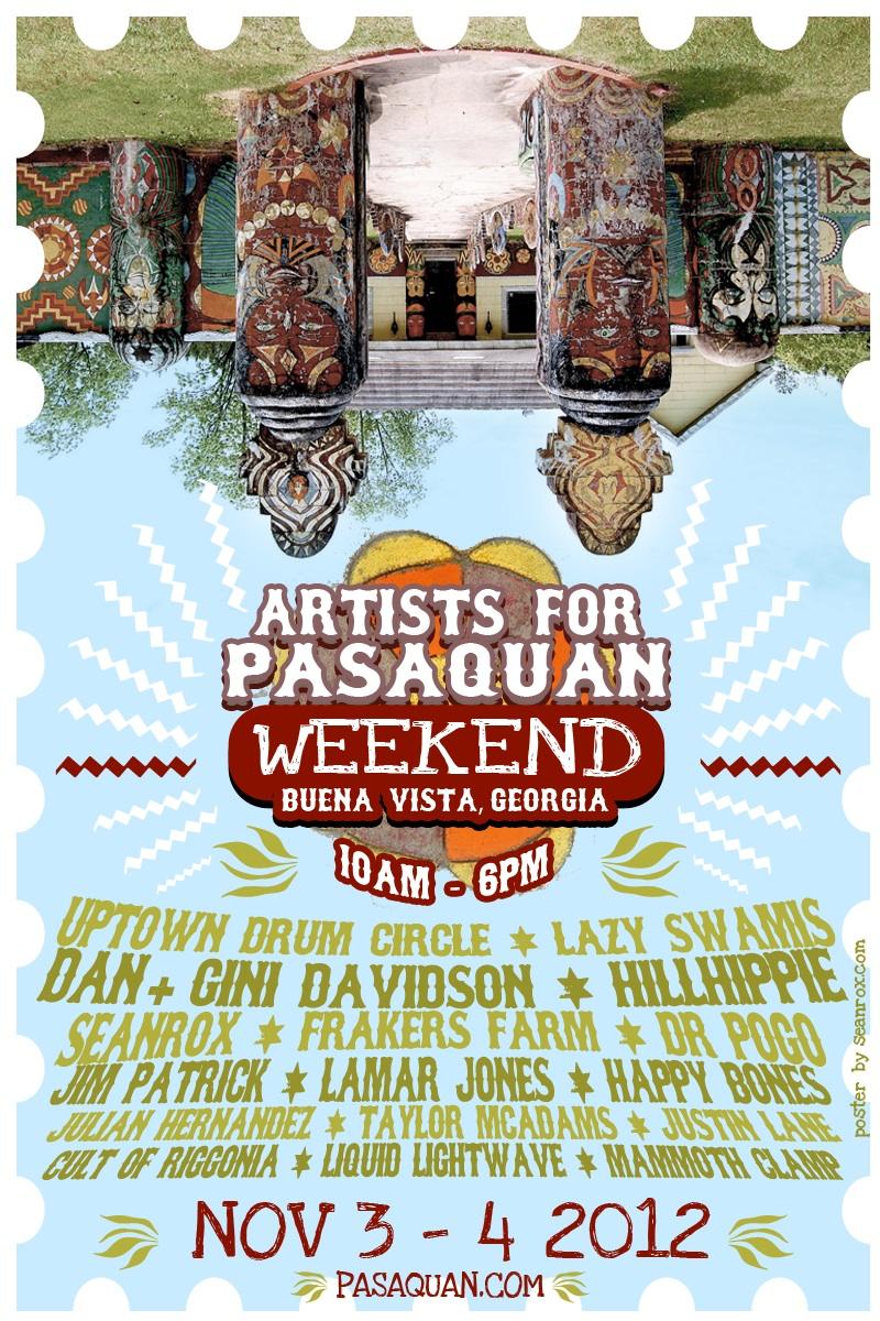 Artists for Pasaquan