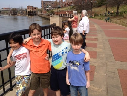 Columbus Attractions for Kids- Muscogee Moms