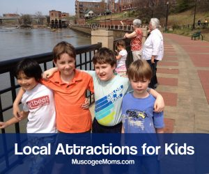 attractions for kids
