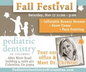 Fall Festival at Pediatric Dentistry of Columbus - Muscogee Moms
