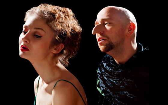 Aquila Theatre: Cyrano @ The RiverCenter For Performing Arts