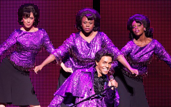 """Dreamgirls"" @ The RiverCenter For Performing Arts"