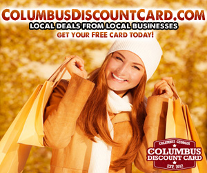 Columbus Discount Card
