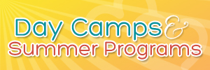 summer camps and day camps