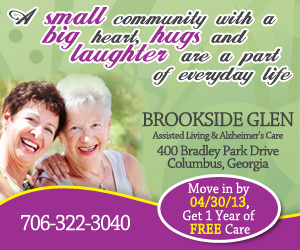 Brookside Glen ad