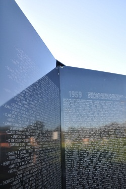 The Wall That Heals Traveling Vietnam Veterans Memorial @ Columbus Museum