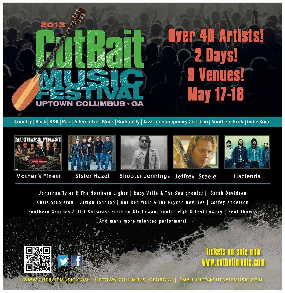 CutBait Music Festival