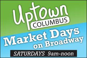 Uptown Market Days on Broadway
