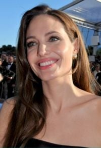 Angelina Jolie Cannes 2011