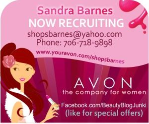 Avon Now Recruiting
