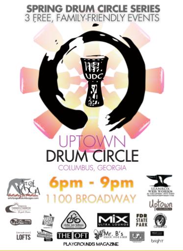 Uptown Drum Circle