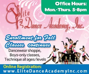 Elite Dance Fall ad