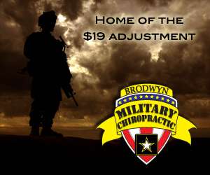 Brodwyn Military Chiropractic