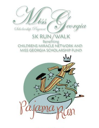 Miss Georgia 5K Pajama Run/Walk & Free Concert Featuring Big Woody & the Splinters