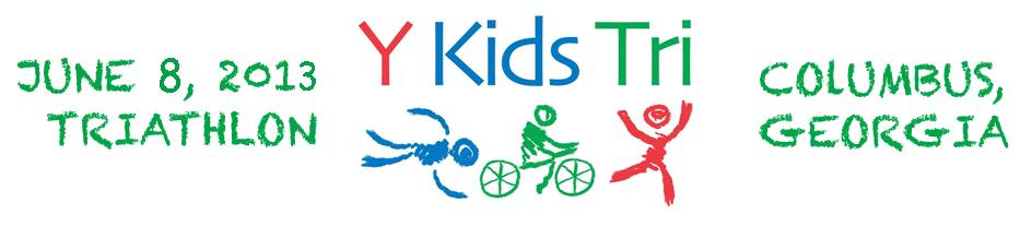 Y Kids Tri 2013