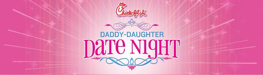 Eventbrite Chick-fil-a Daddy Daughter Date Night