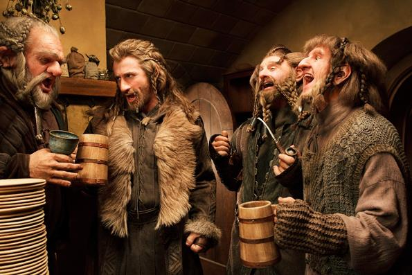 Hobbit Costume Party for Teens at Phenix City-Russell County Library