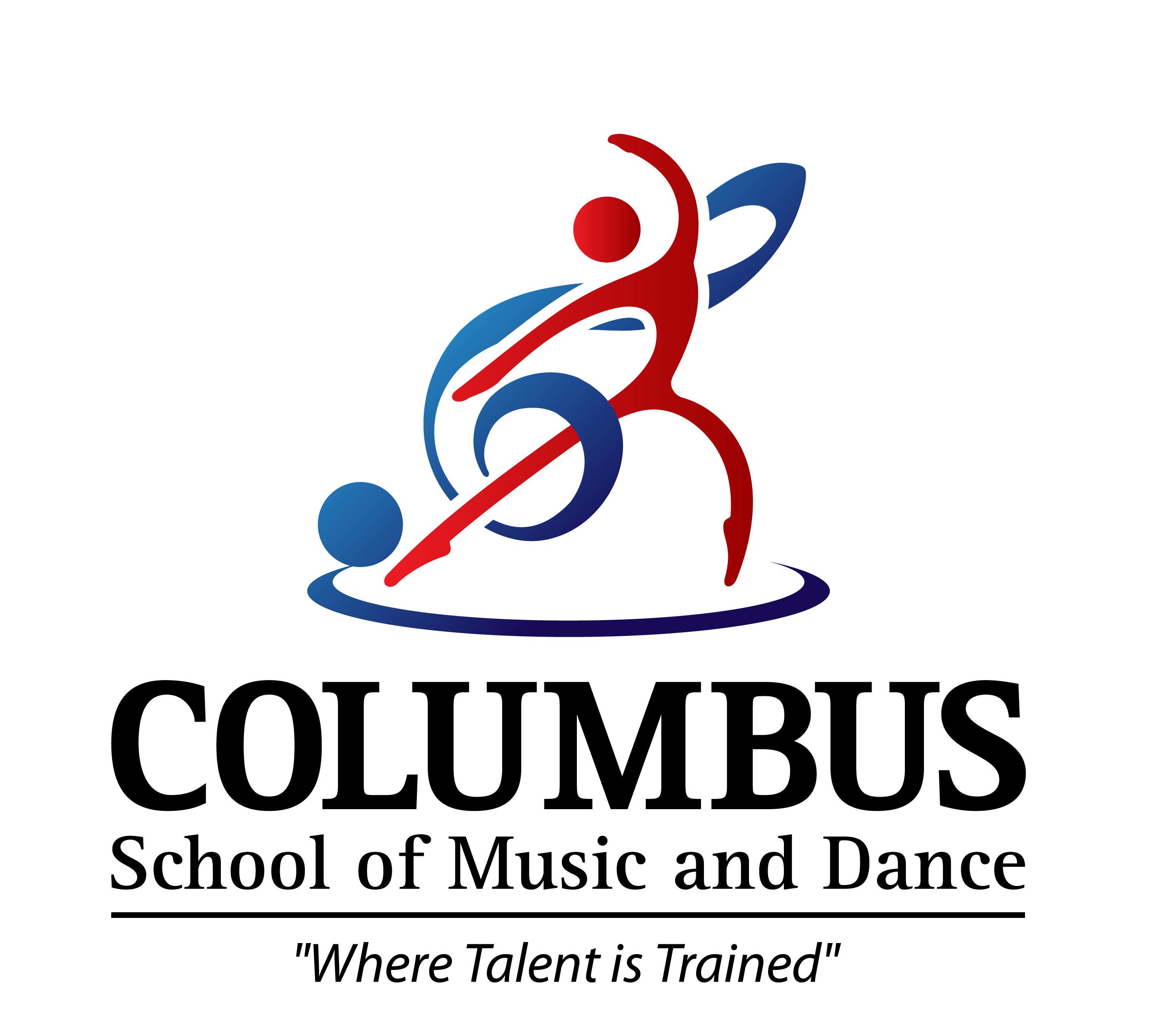 Dance Music Logo Image...
