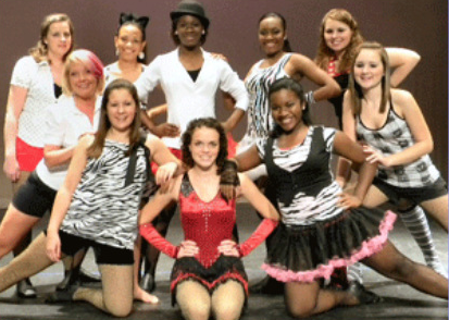 Theatre Dance Class Offered by Family Theatre & The Dance Academy