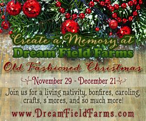 christmas at Dream Field Farms