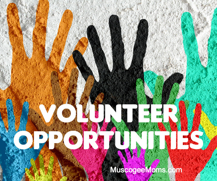 MMoms volunteer opportunities