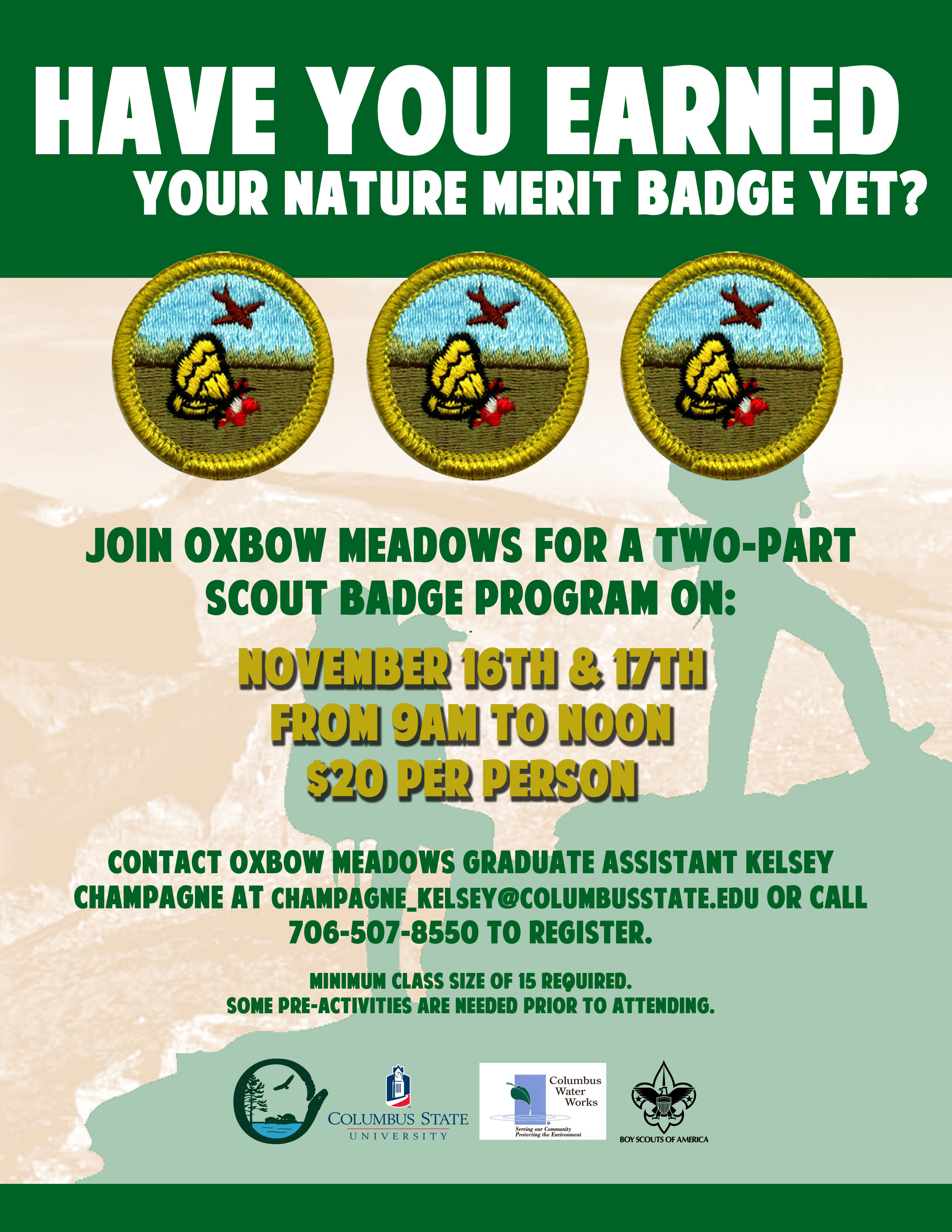 nature merit badge program for boy scouts muscogee moms local events parenting tips. Black Bedroom Furniture Sets. Home Design Ideas