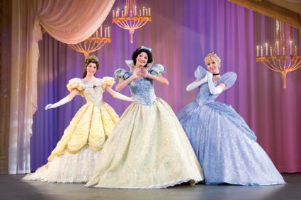 Round up the Family for Disney Live! Three Classic Fairy Tales