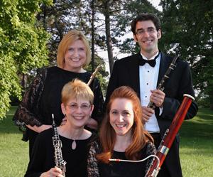 Albany Museum of Art Presents: Scirocco Wind Quartet (Albany, GA)