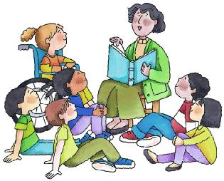 Story Time at the Phenix City-Russell County Library