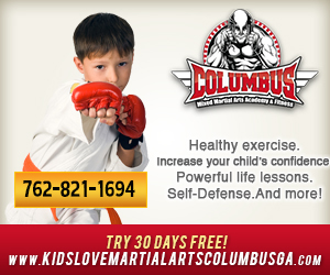 Columbus Mixed Martial Arts