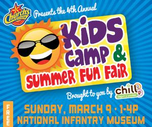 Kids Camp Fair