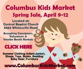 Giveaway: Columbus Kids Market