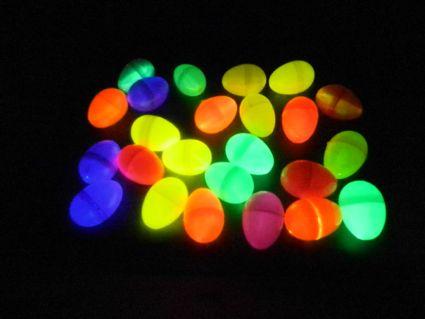 glow in the dark eggs