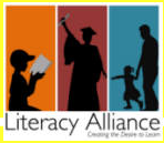 Reading Buddy Volunteers Needed for Literacy Alliance's Kindergarten Readiness Program
