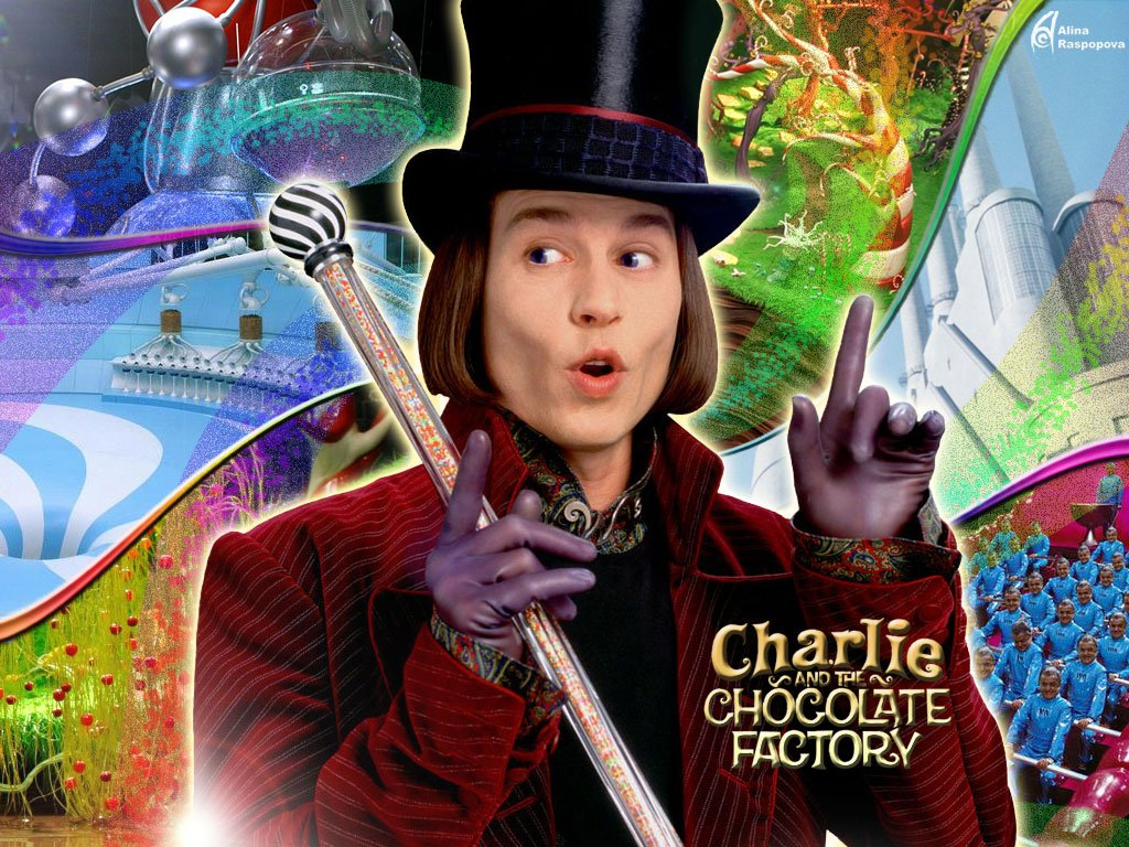 """Tween Library Movie Event: """"Charlie and the Chocolate Factory"""" at Columbus Public Library"""