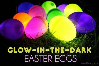 Family Fun Night & Glow-In-The-Dark Egg Hunt