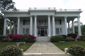 Shorter Mansion, Eufaula AL