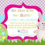 bunny brunch ruffles rompers