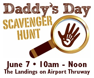 Daddys Day Scavenger Hunt