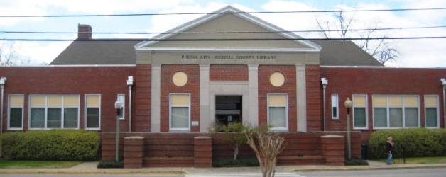 Junior Activity Hour at Phenix City-Russell County Library