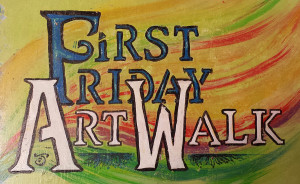 First Friday Art Walk in Uptown Columbus