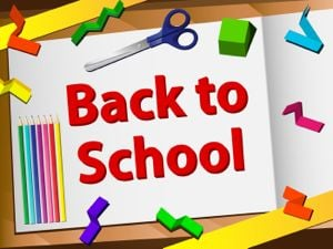 Back to School for Harris Co & Fort Benning
