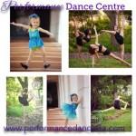 performance dance fall fllyer