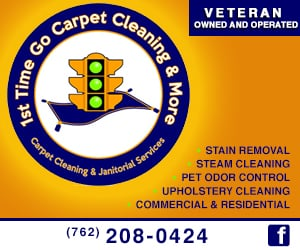 First Time Go Carpet Cleaning & More