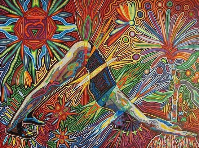 August Aroma Yoga at Art of Yoga