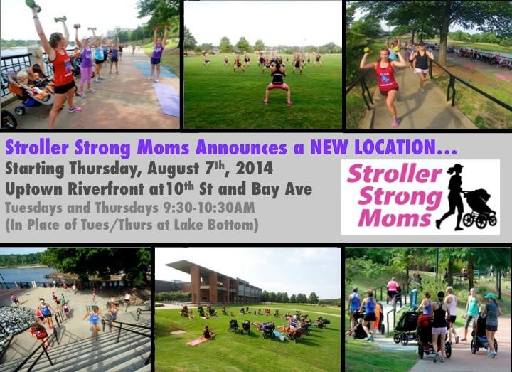 Stroller Strong Moms announces third location Columbus